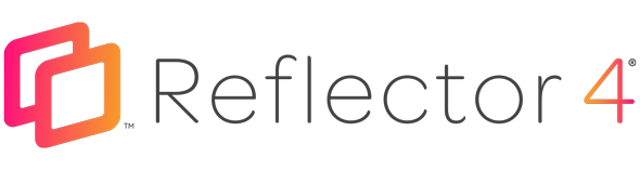 reflector 4 logo